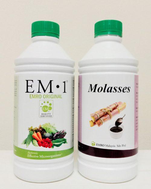 EM•1 + Molasses